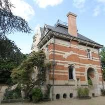 La façade latérale droite