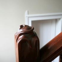 La cage d'escaliers (détail)